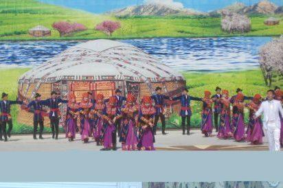 Навруз-Каракалпакский танец